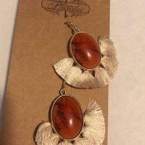 Retired Plunder earrings-NWT